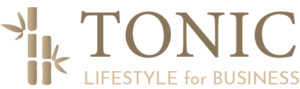 tonic lifestyle for business logo